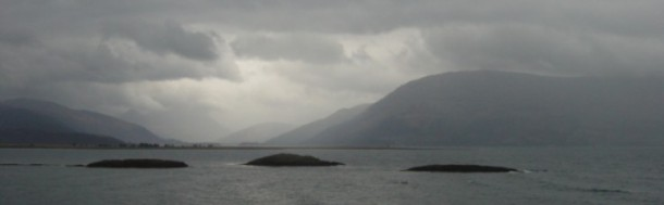 Sea-Road to Dunadd